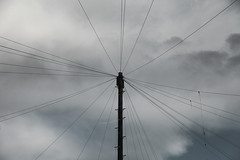 (onesevenone) Tags: uk greatbritain sky lines brighton britain cables