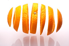 Sliced orange (sigosig-photography) Tags: orange appelsna