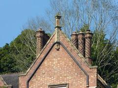Chimneys (Thomas Kelly 48) Tags: panasonic lumix fz150 ironbridge shropshire riversevern chimneys bridge