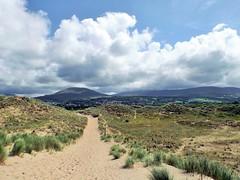 Paths. (Defabled) Tags: paths beach dyffryn gwynedd