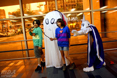 Undertale 80 (MDA Cosplay Photography) Tags: undertale frisk chara napstablook asriel cosplay costume photoshoot otakuthon 2016 montreal quebec canada undertalecosplay fun