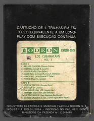 "1967 - Orquestra Los Cubanacans / Vol 3 - brazilian 4 track - fita cartucho de 4 pistas (""The Brazilian 8 Track Museum"") Tags: alceu massini vintage collection toca fitas cartucho brazilian music orchestra tape cartridge psychedelic cover cheesecake psicodlico capa"