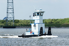 MUDD TUG II (Matt D. Allen) Tags: tugboat houstonshipchannel shipspotting
