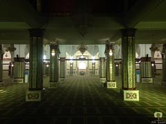 Nouvelle mosque de Sidi Okba (Ath Salem) Tags: algrie paysage tourisme dcouverte    biskra sidi okba kantara palmeraie dattes brche montagne beaut rare porte sahara