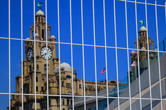 BRY_20160512_IMG_8241_ (stephenbryan825) Tags: liverpool portofliverpoolbuilding royalliverbuilding buildings fence selects threegraces