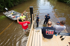 Flood_20160815_0210-82 (Scott Mohrman Photography) Tags: batonrouge disaster firefighters firstresponders flod flood flooding hero heroes louisiana mohrman photography police rain rescue river scott sheriff springfield weather august 2016 thousand year southern relief search