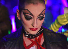 Drag Wars (Peter Jennings 18.5 Million+ views) Tags: drag wars auckland new zealand anita wiglit kita mean noble peace prize queen k road peter jennings nz love