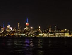 New York Remembers (AdamHGrimes) Tags: newyork manhattan wtc worldtradecenter 911 empire state building