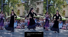CREAVUE-ARLES flamenco . (thierrymuller) Tags: art artiste arles elpadrepicture thierrymuller photo photographie danse d610 85 nikon85 france french frenchtouch musique music mamanano nikonpassion nikon flamenco