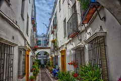 Calle de Crdoba (Carlos M. M.) Tags: crdoba andaluca hdr canon100d