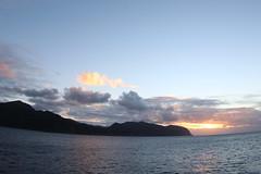 Leaving Raoul Island (cathm2) Tags: newzealand kermadecs raoul island travel sea coast clouds sky