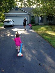 """Chugging up the driveway • <a style=""""font-size:0.8em;"""" href=""""http://www.flickr.com/photos/75865141@N03/29425391965/"""" target=""""_blank"""">View on Flickr</a>"""