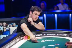 Heads Up_Zachary Gruneberg (World Poker Tour) Tags: worldpokertour wpt maintour wptborgatapokeropen season20162017 borgatahotelcasinospa atlanticcity nj usa