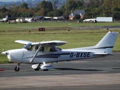 G-BXSE Cessna Skyhawk 172 (Aircaft @ Gloucestershire Airport By James) Tags: gloucestershire airport gbxse cessna skyhawk 172 egbj james lloyds