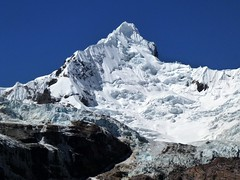 Nevado Pucaranra 6156m