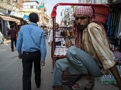 Rickshaw / India (Masa Angenieux) Tags: auto india voigtlander super f45 mount adobe punjab rickshaw ricoh 15mm 42 a12 newdelhi lightroom gxr aspherical cs6 wideheliar