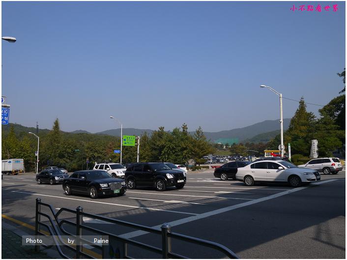 韓國京畿道‧율동공원栗洞公園_首爾近郊賞楓好去處.還有高空彈跳
