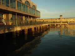 Docks of San Francisco Bay (francisco.j.gonzalez) Tags: sanfrancisco california sunrise alba amanecer aurora amanece aube nuevoda