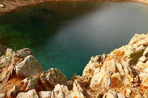 Laghi di Fremamorta - Italian Fremamorte lakes