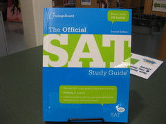 New Arrivals October 2012:  The Official SAT S...
