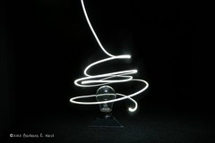 Light Painting Fun (Barbie West) Tags: longexposure lightpainting lightbulb paintingwithlight lightpaintingwithflashlight