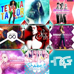 RECENT COVERS Pack 2 (nGenius Media) Tags: