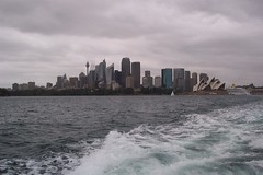 Sydney: Ferry to Taronga Zoo (Shay Tressa DeSimone) Tags: ferry tarongazoo sydneyskyline