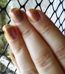 Pink Crystal 360° (Caroline Vargas da Silveira) Tags: nail led esmalte beautycolor clubedoesmalte