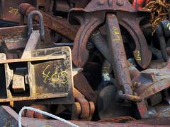 (michel banabila) Tags: rust industrial rusty anchor dekaap ssdeliefde