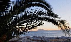 Atardecer Isla de Benidorm