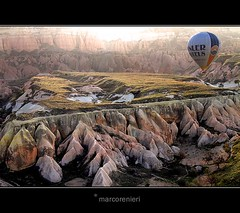 Cappadocia (marcorenieri) Tags: mongolfiera cappadocia turchia