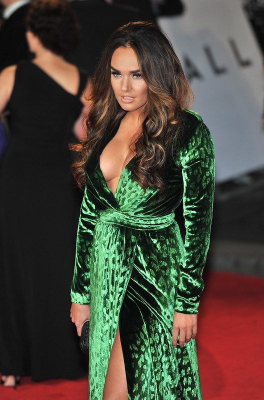 Tamara Ecclestone Royal World Premiere of Skyfall held at the Royal Albert Hall - London, England - WENN.com