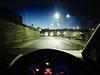 Night time (SubSeaSniper) Tags: road driving blurred outoffocus nighttime ricoh arebureboke bleachbypass stylistic bureboke ricohgrdiv