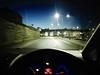 Night time (SubSeaSniper) Tags: road driving blurred outoffocus nighttime ricoh arebureboke bleachbypass stylistic bureboke ricohgrdiv