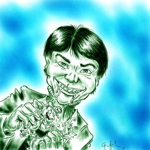 Shigeru Miyamoto, obra de junkwaffle