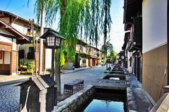 Hidafurukawa (tttske_C) Tags: hidafurukawa gifu japan river oldtown 飛騨市 飛騨古川 岐阜県 古い町並 川 hdr