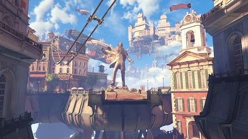 BioShock Infinite New Trailer and Screenshots