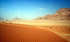 20080818 Wadi Rum, Jordan 005 (Gary Koutsoubis) Tags: sand desert dunes wadirum jordan 2008 sanddunes roundtheworld2008