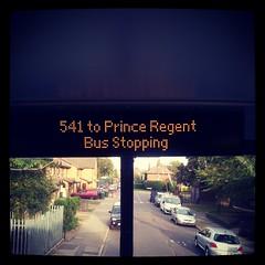 The free bus. (Nicobobinus) Tags: bus london newham e16 541 canningtown kierhardieestate instagram