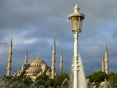 The Sultan Ahmet Mosque in Istanbul, Turkey (Frans.Sellies (off for a while)) Tags: world heritage turkey de la site trkiye istanbul mosque unescoworldheritagesite unesco worldheritagesite turquie trkei list bluemosque unescoworldheritage istambul turkije turquia sultanahmet sites worldheritage weltkulturerbe whs estambul mosque camii turchia humanidad  moskee sultanahmetcamii turkei worldheritagelist welterbe moschee kulturerbe  stambul patrimoniodelahumanidad istanboel heritagesite unescowhs   ph717 patrimoinemondial  werelderfgoed vrldsarv   heritagelist werelderfgoedlijst verdensarven       patriomonio p1380492