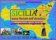 Parco Fluviale Dell'Alcantara (Mikaboy77) Tags: park parco river de valle sicily cartina parc sicilia alcantara fluvial sicile fluviale dellalcantara lalcantara