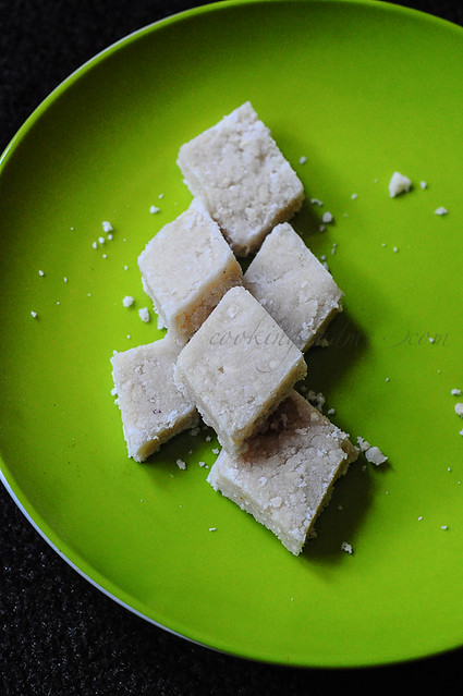 Kaju Katli-Kaju Burfi-Cashew Burfi-Diwali Sweets Recipe