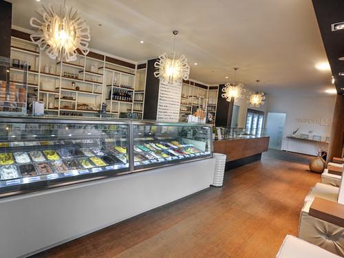 Interior Decorating Idea Gallery Ice Cream Parlour