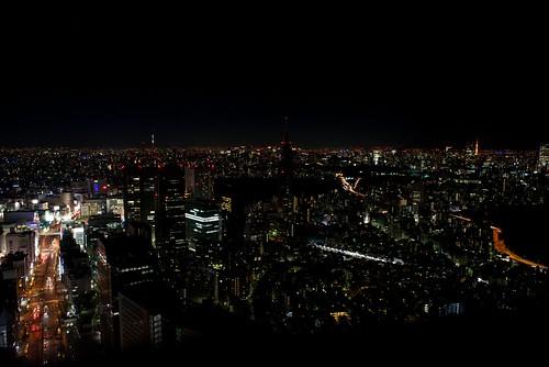 Tokyo Sky Tree & Tokyo Tower