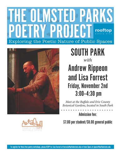 Olmsted Parks Poetry Project: South Park