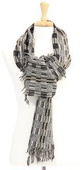 L12. Long Wool Knit Scarf, Missoni
