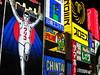 Neon signs in Osaka (mbphillips) Tags: 日本 大阪 kansai 関西 osaka fareast 일본 asia アジア 아시아 亚洲 亞洲 mbphillips canonixus400 geotagged photojournalism photojournalist japan japón
