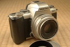 Pentax ZX-5 (Sharpness-1) Tags: camera film pentax autofocus mz5 zx5 k10d pentaxk10d