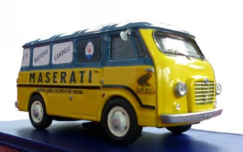 IV Romeo 2 Maserati