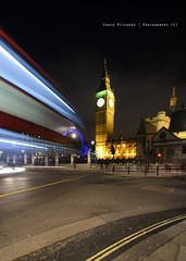 Big Ben - London (Craig Pitchers) Tags: bus london night nikon europe bigben 1024 unitedkingdon d7000 nikond7000 nikon1024mm